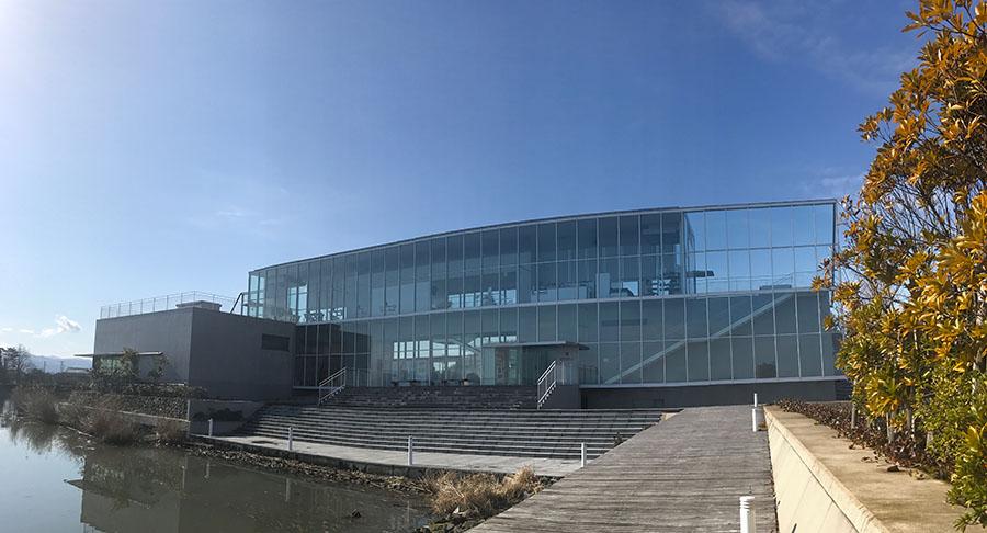 北陸建築探訪 谷口吉生建築を観てきました