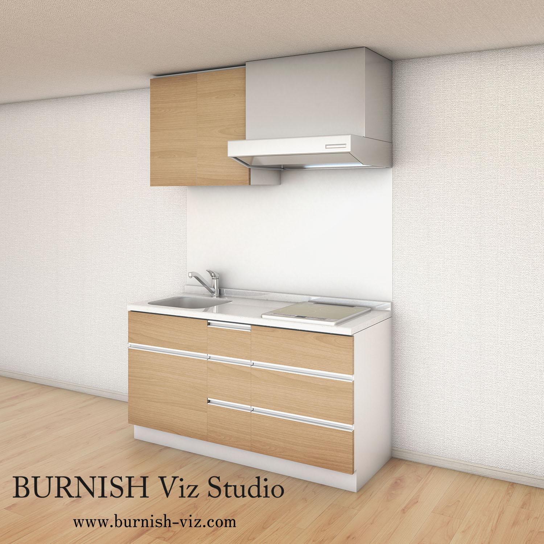 キッチン プロダクト | BURNISH Viz Studio